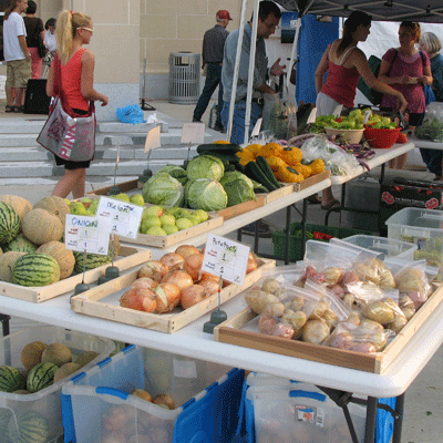 Fresh Stop produce